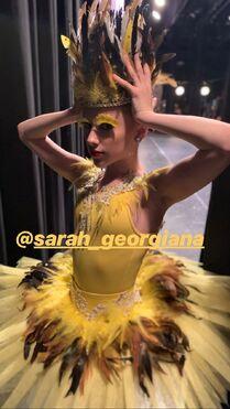 812 Sarah group costume