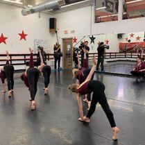 806 Group rehearsal