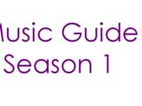 Music Guide Season 1