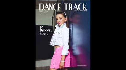 Kendall Interview for Dance Track Magazine's Cover Character Challenge on DANCE MOMS