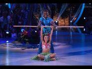Ariana Greenblatt & Artyon Celestine - Dancing With The Stars Juniors (DWTS Juniors) Episode 3