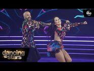 Dance Relay- Samba - Dancing with the Stars