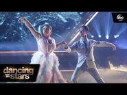 Justina Machado's Viennese Waltz – Dancing with the Stars
