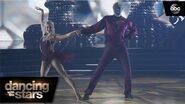 Charles Oakley's Salsa – Dancing with the Stars