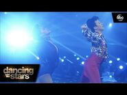 Johnny Weir's Contemporary – Dancing with the Stars