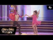 Justina Machado's Salsa – Dancing with the Stars