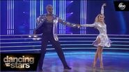 Charles Oakley's Cha Cha – Dancing with the Stars
