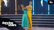 Ally Brooke's Quickstep - Dancing with the Stars