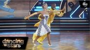 Vernon Davis's Quickstep – Dancing with the Stars