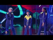 Dancing with the Stars Juniors - Performance -5 Jason Maybaum & Elliana Walmsley