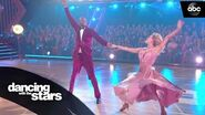 Lamar Odom's Foxtrot – Dancing with the Stars