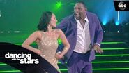 Ray Lewis' Salsa – Dancing with the Stars