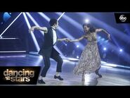 Johnny Weir's Foxtrot – Dancing with the Stars