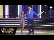 Skai Jackson's Salsa – Dancing with the Stars