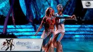 Jordan and Lindsay's - Foxtrot - Dancing with the Stars