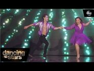 Justina Machado's Freestyle – Dancing with the Stars