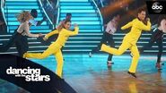 Ally Brooke's Charleston - Dancing with the Stars