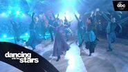Disney Night Frozen II Performance - Dancing with the Stars