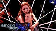 Marilu & Derek's Tango - Dancing with the Stars