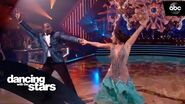 Ray Lewis' Foxtrot - Dancing with the Stars