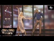 Vernon Davis's Rumba – Dancing with the Stars
