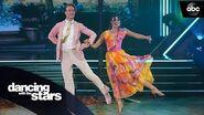 James Van Der Beek's Quickstep - Dancing with the Stars 28
