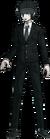 Danganronpa V3 Shuichi Saihara Fullbody Sprite (High School Uniform) (5)