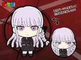 Picktam Danganronpa 1&2 Box Kyoko Kirigiri Illustration