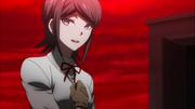 Despair Arc Episode 11 - Mukuro proud of Junko and her despair.png