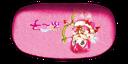 Princess Piggles glasses case