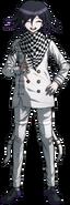 Danganronpa V3 Kokichi Oma Fullbody Sprite (3)