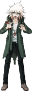 Nagito Komaeda Fullbody Sprite (9)