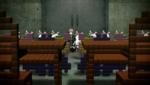 Danganronpa 2 - Chiaki Nanami's execution (8)