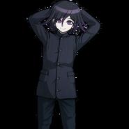 Kokichi Oma Pre Game Sprite Sidebar