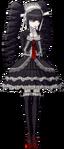 Danganronpa Celestia Ludenberg Fullbody Sprite (Mobile) (5)