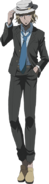 Danganronpa 3 - Fullbody Profile - Koichi Kizakura