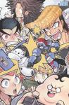 Manga Illustration - Danganronpa Kibō no Gakuen to Zetsubō no Kōkōsei Comic Anthology Volume 2 (4)