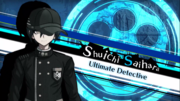 Danganronpa V3 Shuuichi Shuichi Saihara Introduction (Demo Version).png