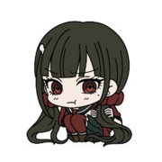 New Danganronpa V3 Rubberstrap ViVimus Collection Maki Harukawa