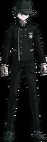 Danganronpa V3 Shuichi Saihara Fullbody Sprite (Hat) (39)