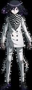 Danganronpa V3 Kokichi Oma Fullbody Sprite (38)