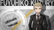 Danganronpa 2 Fuyuhiko Kuzuryu English Game Introduction.png