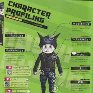 Ryoma Hoshi Image Gallery Danganronpa Wiki Fandom Hoy es el cumple del best husbando having some fun on paper…i love hoshi's cat face buttons from his jacket so much, it's an adorable detail, related. ryoma hoshi image gallery danganronpa