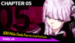 Danganronpa 1 CG - Chapter Card Daily Life (Chapter 5)