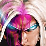 Danganronpa 1 CG - Sakura's bleeding head (2)