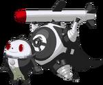 Persona 4 Arena Teddie Monokuma Palette
