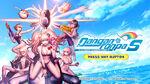 Danganronpa S - Title Screen (English)