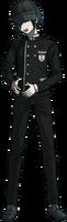 Danganronpa V3 Shuichi Saihara Fullbody Sprite (Hat) (16)