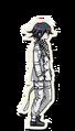 Danganronpa V3 Kokichi Oma Death Road of Despair Sprite 02