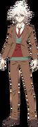 Danganronpa 3 - Fullbody Profile - Nagito Komaeda
